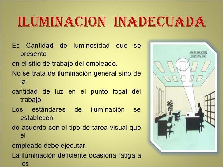 Riesgos Por Iluminacion Solo Otra Idea De Imagen De Muebles