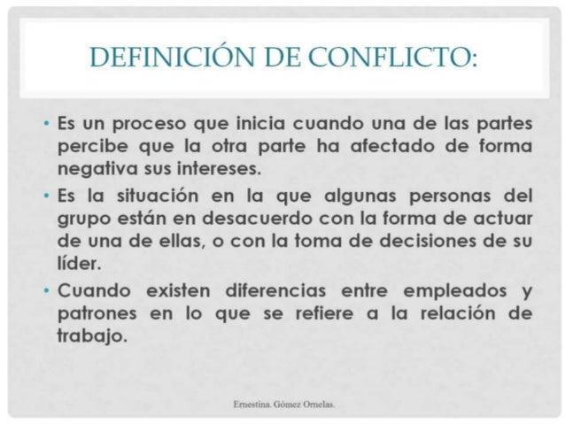 ACTITUDES QUE SE ADOPTAN ANTE UN               CONFLICTO• Una reacción ante el conflicto es intentar hacer justicia por  p...