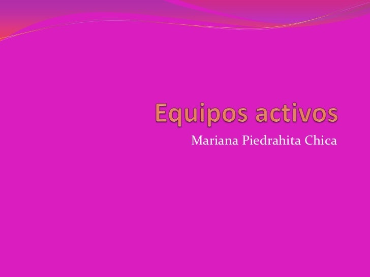 Mariana Piedrahita Chica