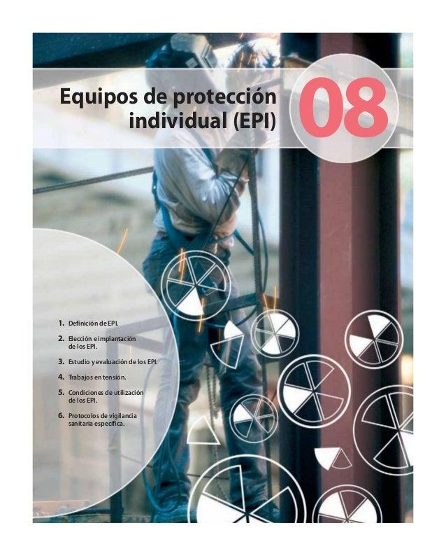 Equipos de protección individual (EPI) 1. Definición de EPI. 2. 836e6266dc