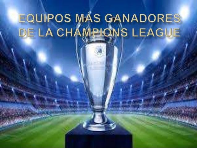  Real Madrid Milán Bayern Munich Liverpool Barcelona