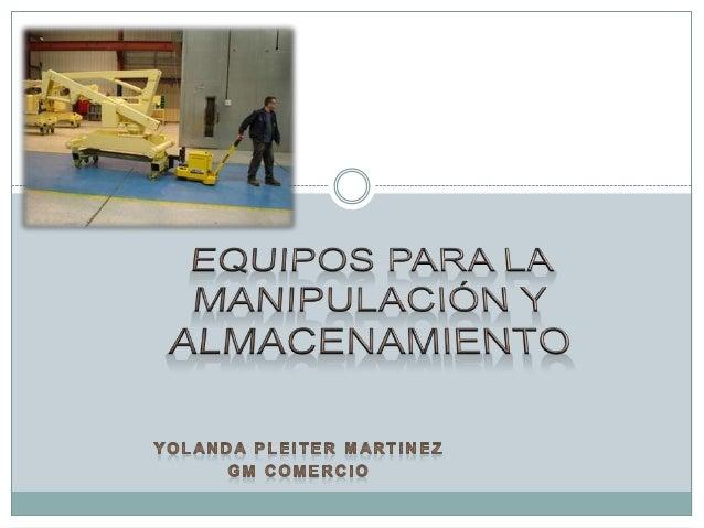 ÍNDICE PRESENTACIÓN 1. EQUIPOS CON MOVIMIENTO Y SIN TRASLADO    1.1 CINTA TRANSPORTADORA DE BANDA    1.2 CINTA TRANSPO...
