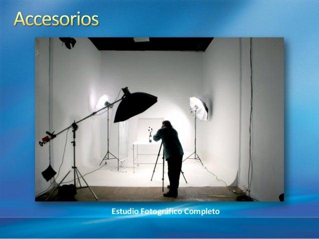 Equipo basico de fotografia de estudio 3