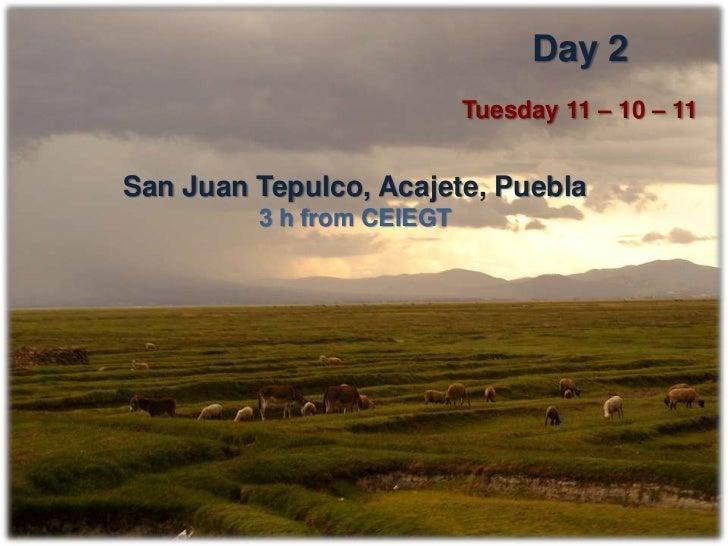 San Juan Tepulco, Acajete, Pue.                   Donkeys   Horses   Mules   TOTALExpected equines     300       30      2...