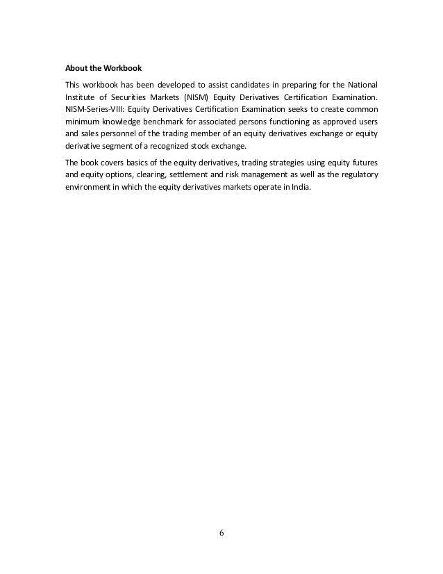 NISM SERIES 7 STUDY MATERIAL EBOOK