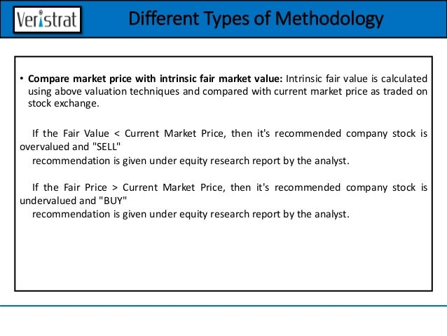 Equity Research Methodology