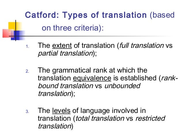 """the concept of equivalence in translation essay A critical evaluation of the 'dynamic equivalence' approach to translation of the  bible  therefore i use the term """"dynamic equivalence"""" because it continues to  be  a perusal of the essays collected in douglas robinson's western  translation."""