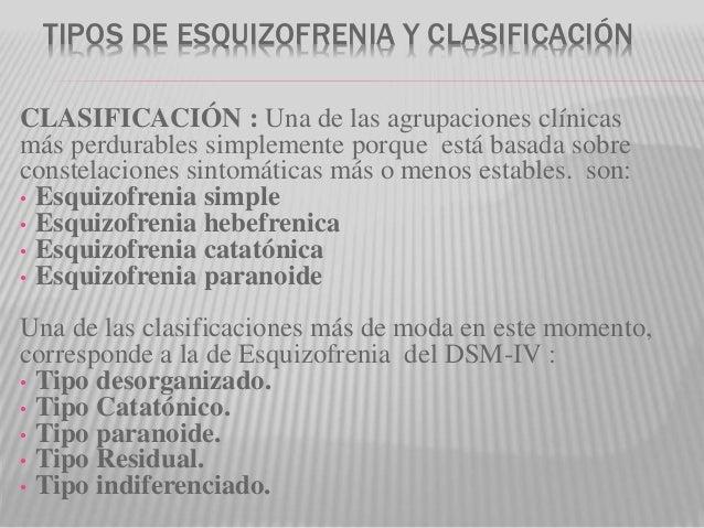 Equizofrenia paranoide Slide 3