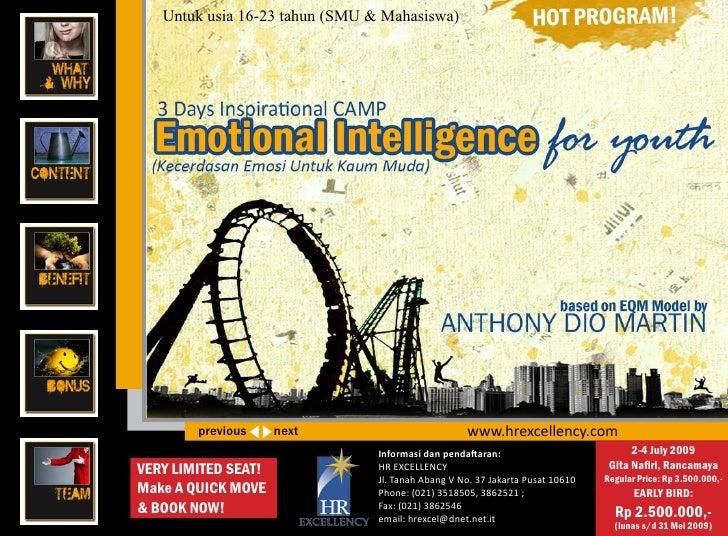 Untuk usia 16-23 tahun (SMU & Mahasiswa)             previous     next                          www.hrexcellency.com      ...