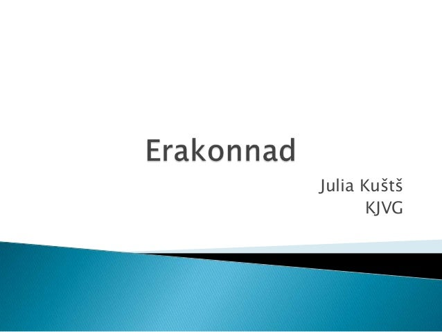 Julia KuštšKJVG