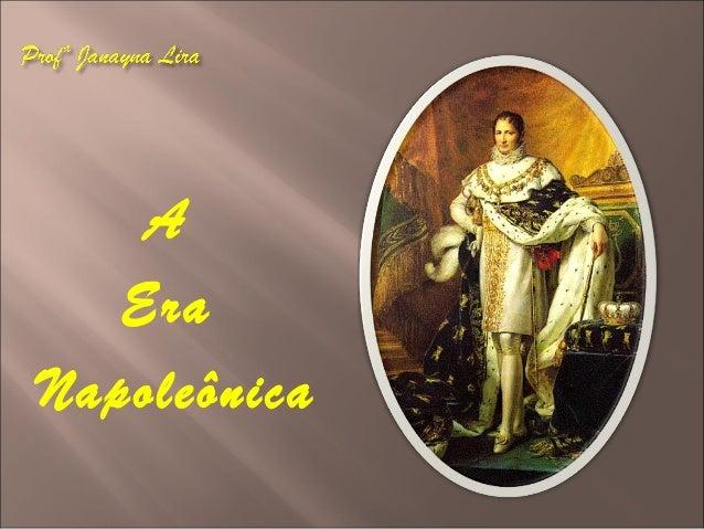 AEraNapoleônica