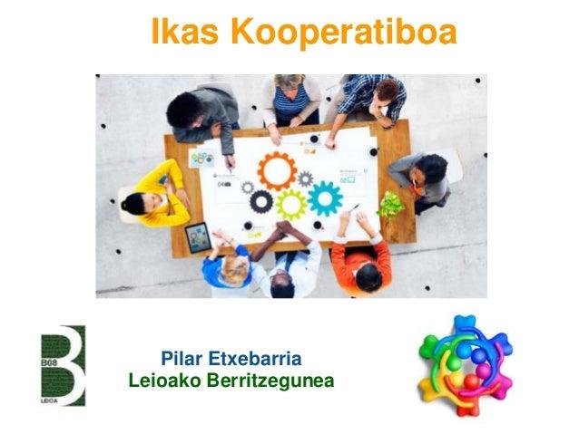 Ikas Kooperatiboa Pilar Etxebarria Leioako Berritzegunea