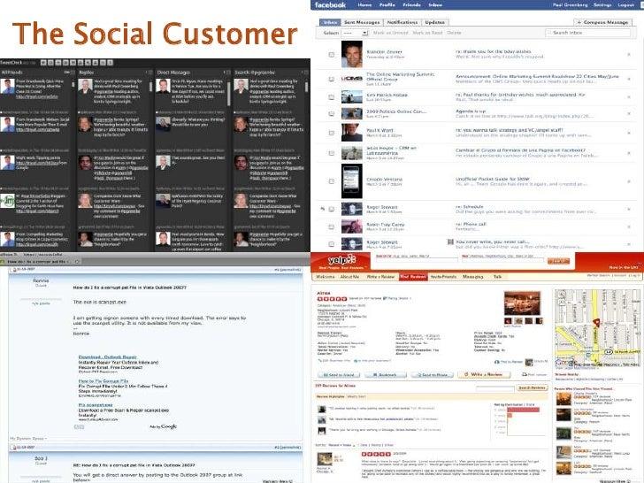 Era of The Social Customer 2010. Slide 2