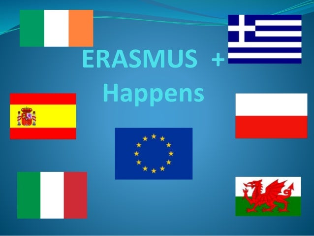 ERASMUS + Happens