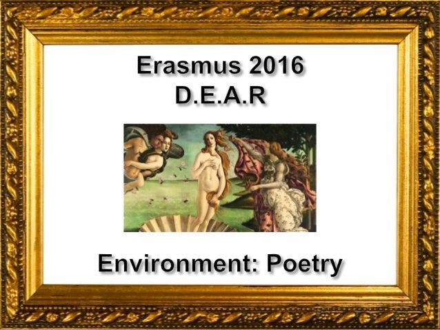Environmental Poems 7