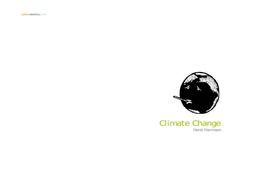 carbonmetrics.com                         Climate Change                            Henk Harmsen