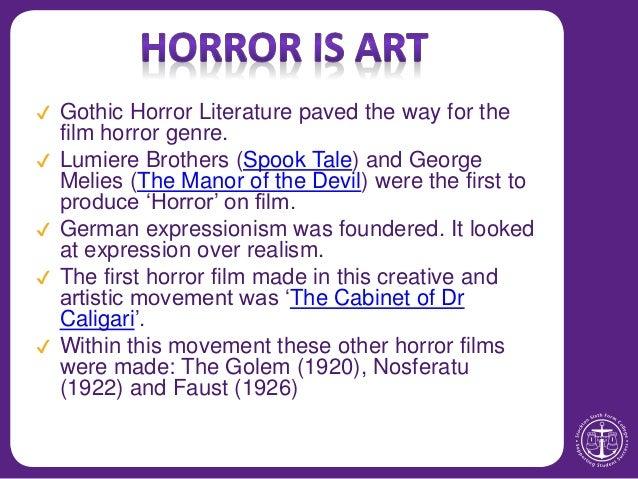 Film Studies Essays (Examples)