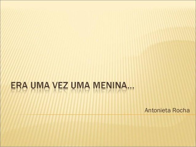 Antonieta Rocha