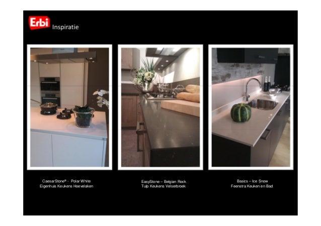 Erbi inspiratie for Eigenhuis keukens hoevelaken