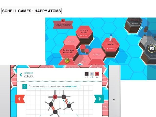 SCHELL GAMES : HAPPY ATOMS