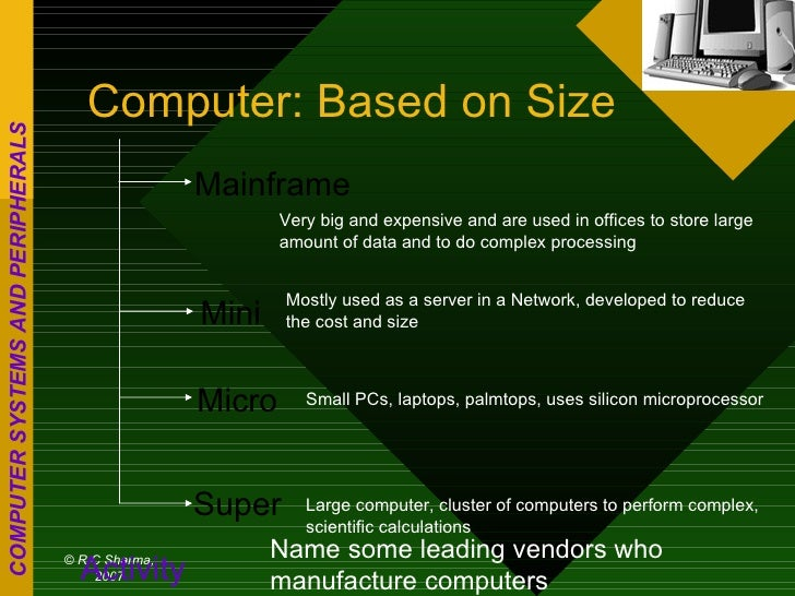 What is a Computer System Unit? - Function, Components ...