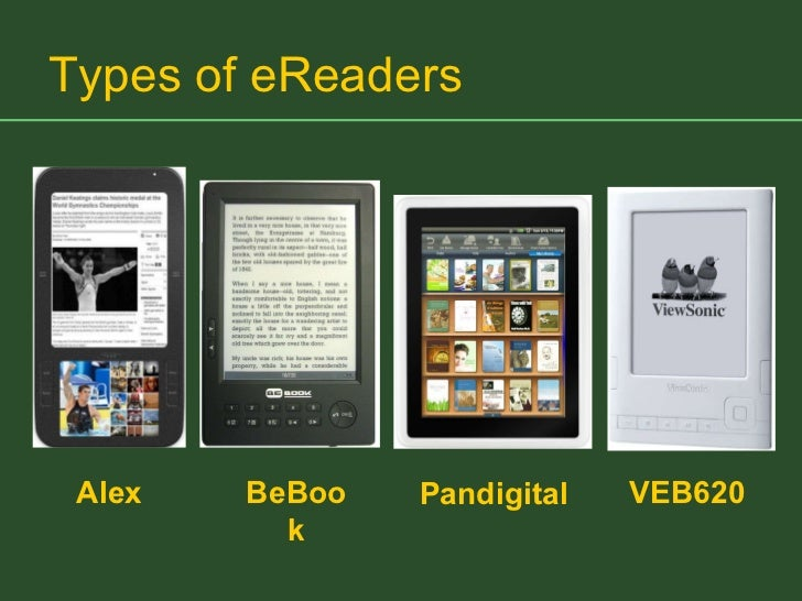Kindle Vs Sony Reader: EReader Boot Camp