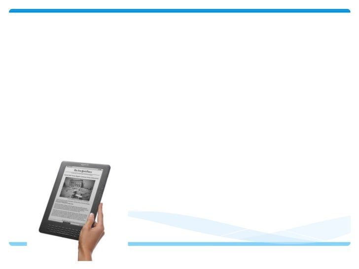 Using e-Readers in the Classroom