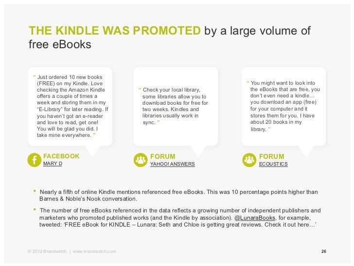 Ereaders A Research Report