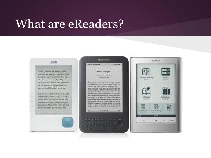 Ereaders and Public Libraries GRC Slide 3