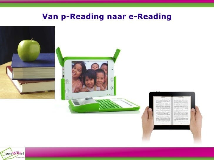 Van p-Reading naar e-Reading