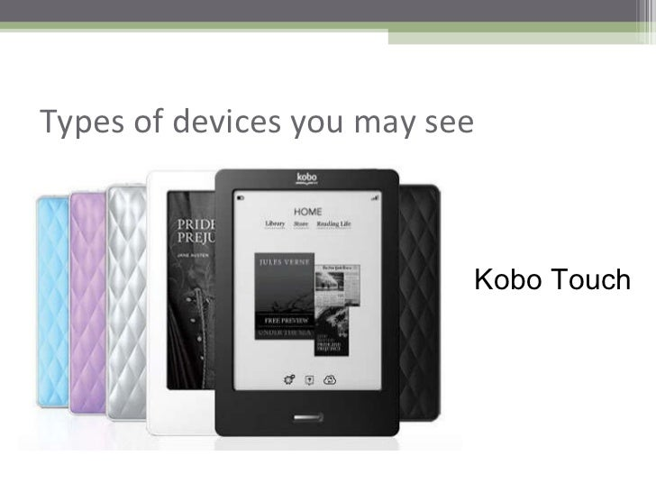 how to download library books to kobo touch