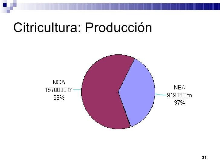 Cítricos <ul><li>La provincia de Entre Ríos es la  principal provincia productora de cítricos del NEA , localizándose espe...