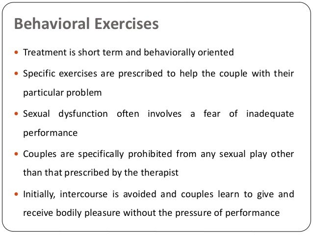 Premature orgasm control by pressure point