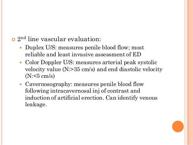 Venous leak viagra