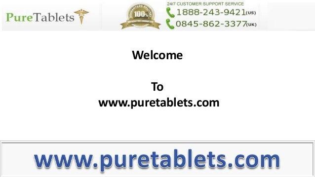 WelcomeTowww.puretablets.com