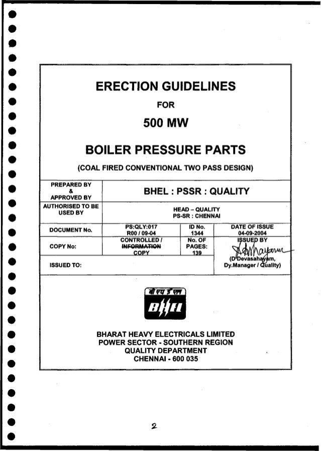 Boiler Parts: Boiler Parts Function