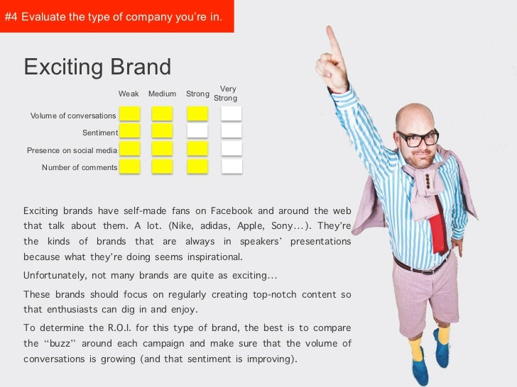 #4 Evaluate the type of   company you're in.   Exciting Brand                                                         Very...