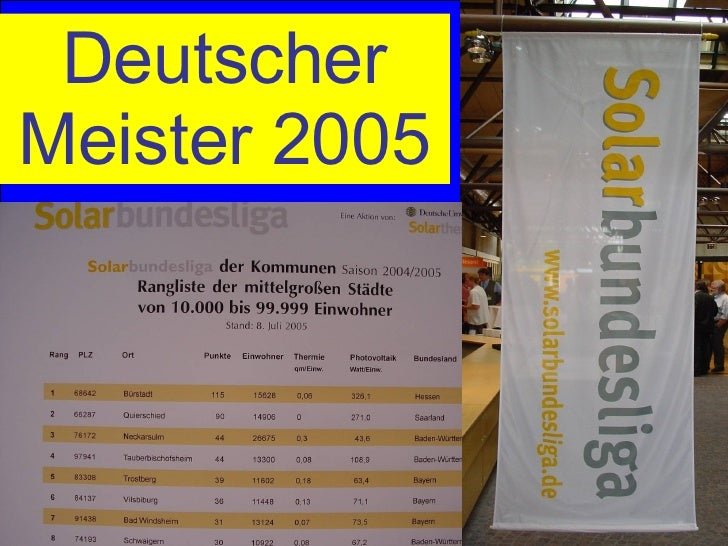 Deutscher Meister 2005