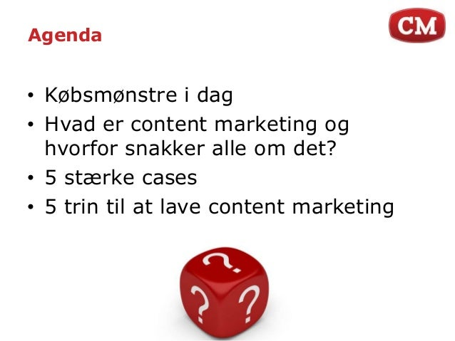 Aarhus Online ERFA | Content marketing af Joakim Ditlev Slide 2