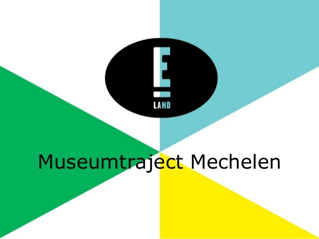 Museumtraject Mechelen