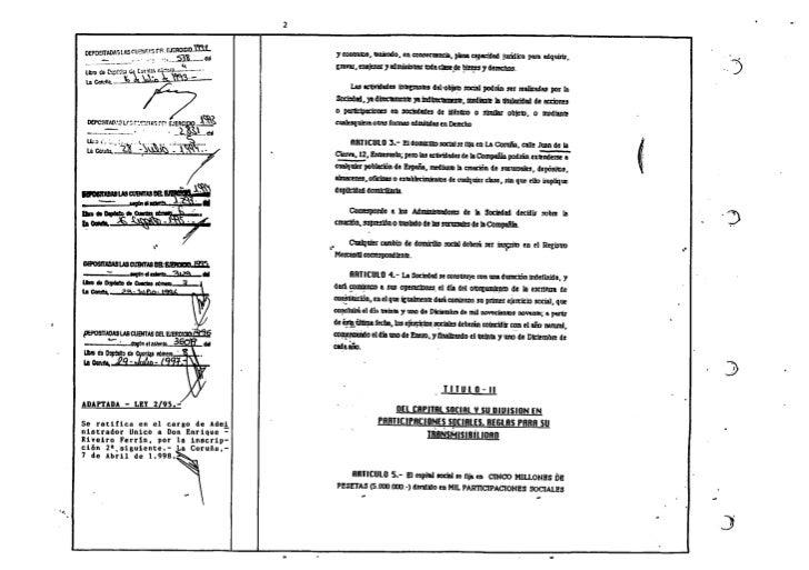 Erfinco s.l. Slide 2