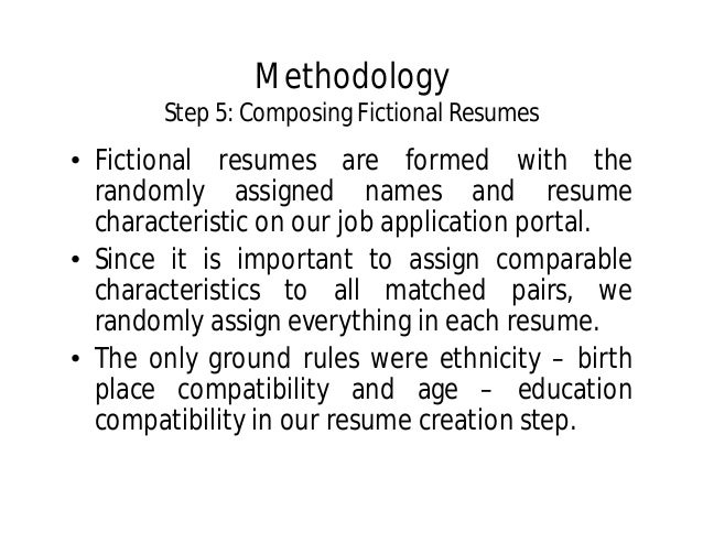names for resumes