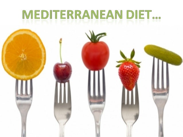 • TheMediterranean dietisa  modernnutritional  recommendationinspiredbythe  traditionaldietarypatternsof  so...