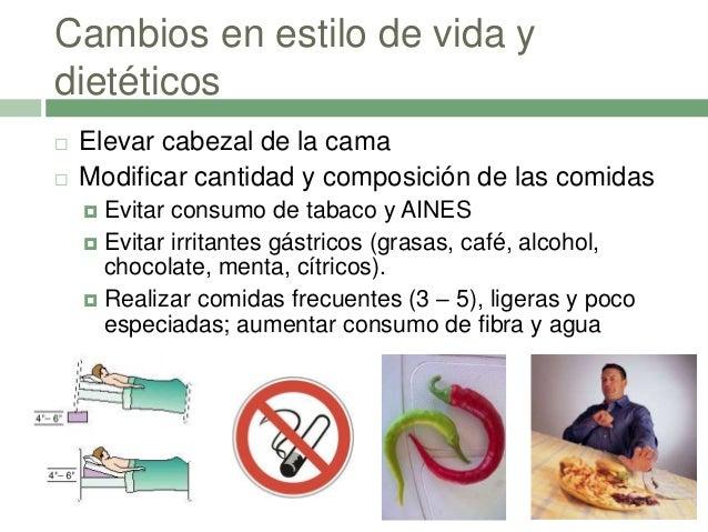 Erge y hernia hiatal - Alimentos prohibidos para la hernia de hiato ...