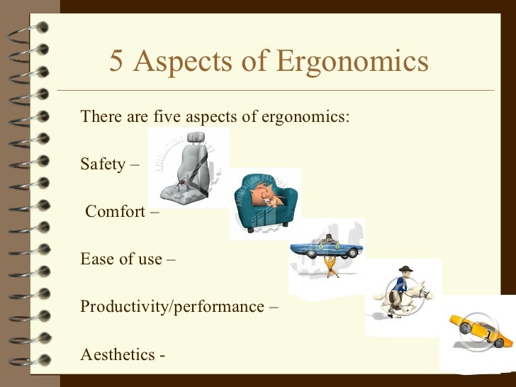 computer ergonomics essay We've developed an effective office ergonomics checklist that you can carry out at your workstation, to make sure you're comfortable, safe and productive.