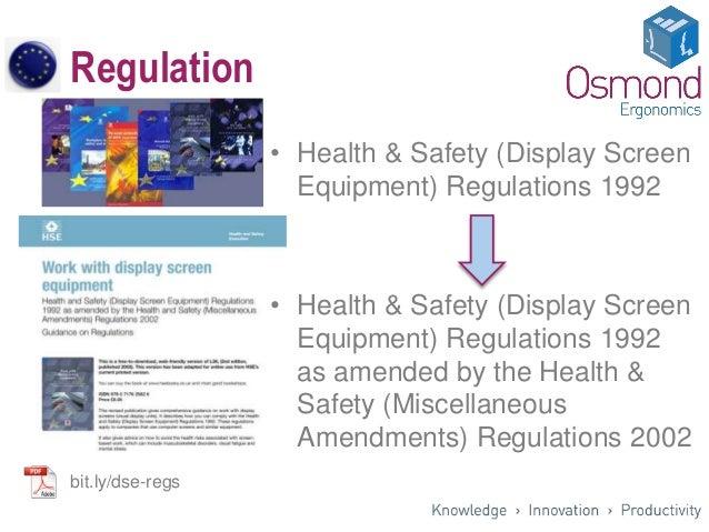 dse regulations 2002