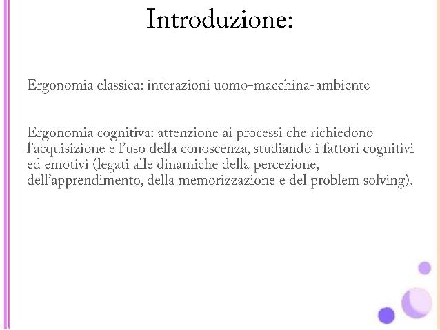 Ergonomia Slide 3
