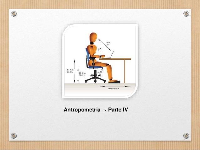 Antropometria ~ Parte IV AULA 02
