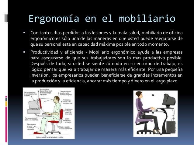 ergonomia en el uso de computadores