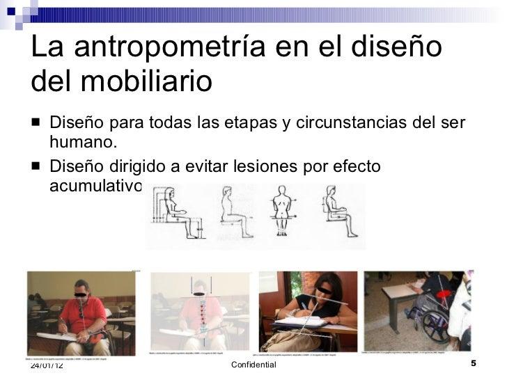 Ergonomia formaci n jornadas avil s for Antropometria mobiliario